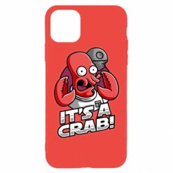 Чохол для iPhone 11 Pro Max It's a crab!