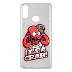Чохол для Samsung A10s It's a crab!