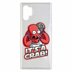 Чохол для Samsung Note 10 Plus It's a crab!