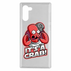 Чохол для Samsung Note 10 It's a crab!