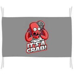 Прапор It's a crab!