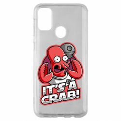 Чохол для Samsung M30s It's a crab!