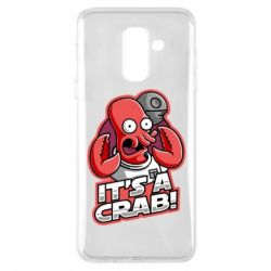 Чохол для Samsung A6+ 2018 It's a crab!