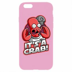 Чохол для iPhone 6 Plus/6S Plus It's a crab!