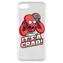 Чохол для iPhone 7 It's a crab!