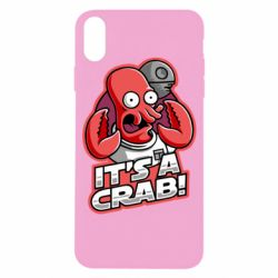 Чохол для iPhone X/Xs It's a crab!