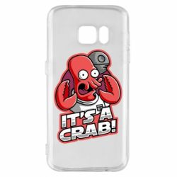 Чохол для Samsung S7 It's a crab!