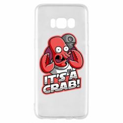 Чохол для Samsung S8 It's a crab!