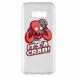 Чохол для Samsung S8+ It's a crab!