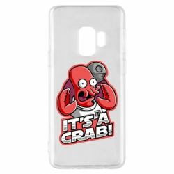 Чохол для Samsung S9 It's a crab!