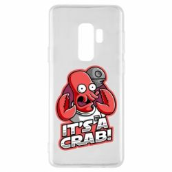 Чохол для Samsung S9+ It's a crab!