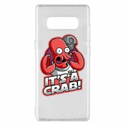 Чохол для Samsung Note 8 It's a crab!