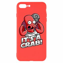 Чохол для iPhone 8 Plus It's a crab!