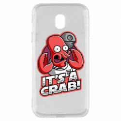 Чохол для Samsung J3 2017 It's a crab!