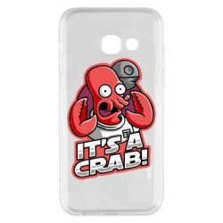 Чохол для Samsung A3 2017 It's a crab!