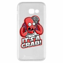 Чохол для Samsung A5 2017 It's a crab!
