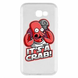 Чохол для Samsung A7 2017 It's a crab!