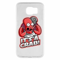 Чохол для Samsung S6 It's a crab!