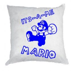Подушка It's a me - Mario - FatLine