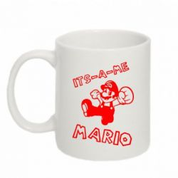 Кружка 320ml It's a me - Mario - FatLine