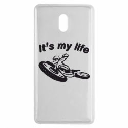 Чехол для Nokia 3 It's my moto life - FatLine