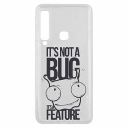 Чехол для Samsung A9 2018 It's not a bug it's a feature