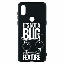 Чехол для Xiaomi Mi Mix 3 It's not a bug it's a feature