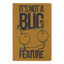 Блокнот А5 It's not a bug it's a feature