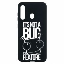 Чехол для Samsung M40 It's not a bug it's a feature