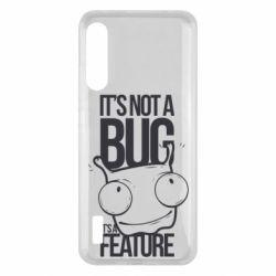 Чохол для Xiaomi Mi A3 It's not a bug it's a feature