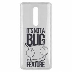 Чехол для Xiaomi Mi9T It's not a bug it's a feature