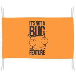 Флаг It's not a bug it's a feature