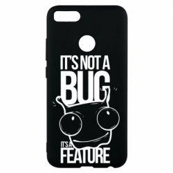 Чехол для Xiaomi Mi A1 It's not a bug it's a feature