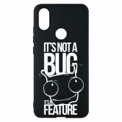 Чехол для Xiaomi Mi A2 It's not a bug it's a feature