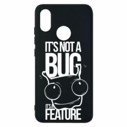 Чехол для Xiaomi Mi8 It's not a bug it's a feature