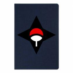 Блокнот А5 Itachi Uchiha symbol