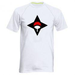 Чоловіча спортивна футболка Itachi Uchiha symbol