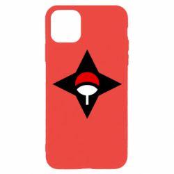 Чохол для iPhone 11 Pro Itachi Uchiha symbol