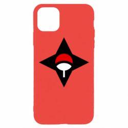 Чохол для iPhone 11 Pro Max Itachi Uchiha symbol