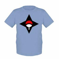 Дитяча футболка Itachi Uchiha symbol