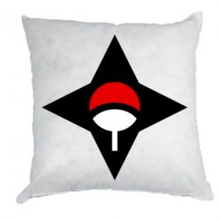 Подушка Itachi Uchiha symbol