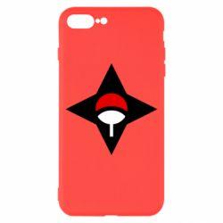 Чохол для iPhone 8 Plus Itachi Uchiha symbol