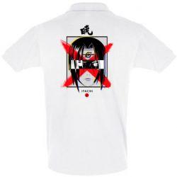 Мужская футболка поло Itachi Uchiha