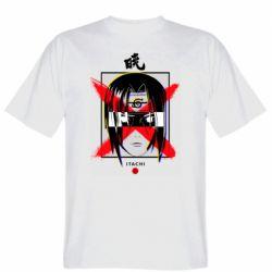 Мужская футболка Itachi Uchiha