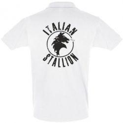 Футболка Поло Italian Stallion