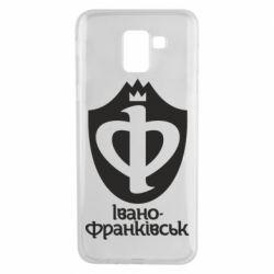 Чехол для Samsung J6 Ивано-Франковск эмблема