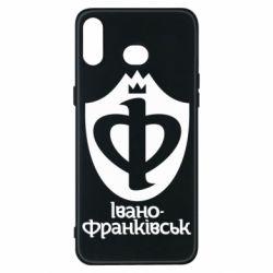 Чехол для Samsung A6s Ивано-Франковск эмблема