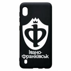 Чехол для Samsung A10 Ивано-Франковск эмблема