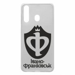 Чехол для Samsung A60 Ивано-Франковск эмблема