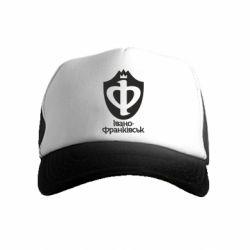 Детская кепка-тракер Ивано-Франковск эмблема